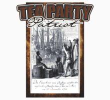 Tea Party Patriot by jeastphoto