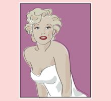 Digiter - Marilyn Monroe Tee by Lauren Eldridge-Murray