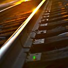 This side of the Tracks II by Ginadg73