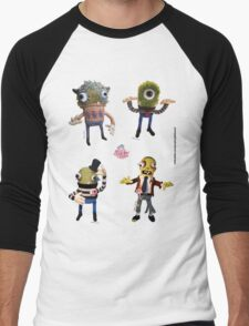 Giddy Aunt Monster stickers Collection  T-Shirt