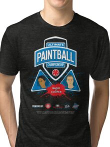 Ultimate Paintball Championship Tri-blend T-Shirt