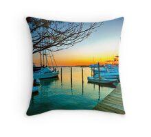 Sag Harbor Throw Pillow