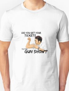 Dwight Schrute - The Gunshow T-Shirt