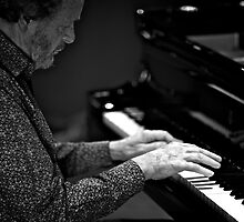 The Maestro's hands by Renee Hubbard Fine Art Photography