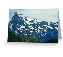 Alaska Greeting Card