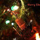 "Snowman Christmas Card by Christine ""Xine"" Segalas"