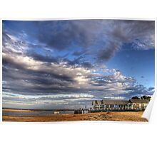The Mouth of the River, Barwon Heads Poster