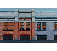 Apartments, Pencil on Paper, 56x90.5cm. Photographic Print