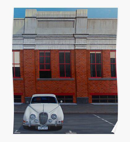 Interval, Oil on Linen,101x83.5cm, 2011 Poster