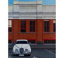 Interval, Oil on Linen,101x83.5cm, 2011 Photographic Print