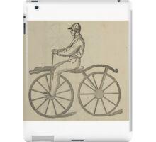Vintage bike 5 iPad Case/Skin