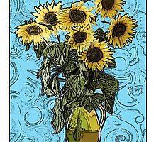 Vincent Van-Flo by Florence Womacks