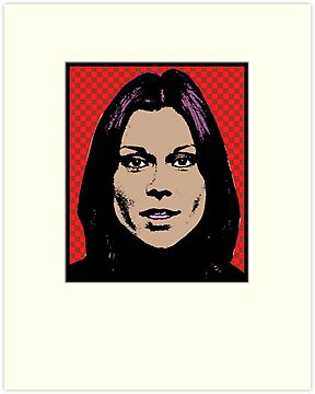KATE JACKSON by OTIS PORRITT