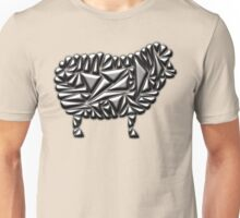 Metallic Sheep Unisex T-Shirt