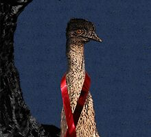 Red Ribbon EMU by binjy