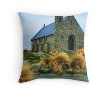 Church of the Good Shepherd Throw Pillow