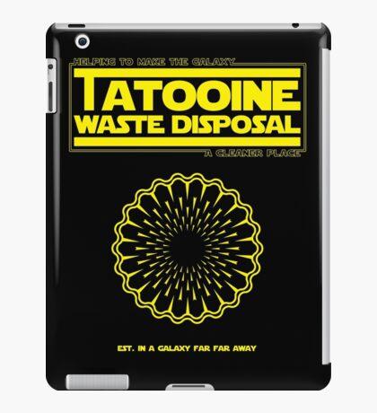 Tatooine Disposal iPad Case/Skin