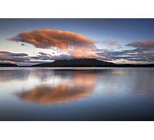 Tarawera Evening Photographic Print