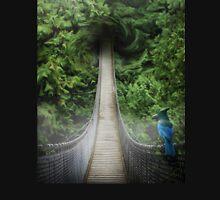 Lynn Canyon , suspension bridge Unisex T-Shirt