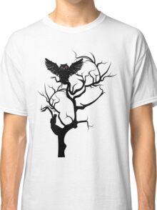 Black Owl 7 Classic T-Shirt