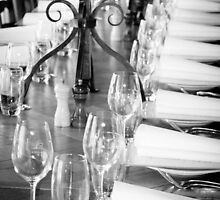 The table is set by Melissa Dickson