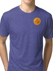 Dragon Ball - Dragon Ball 4 Stars Tri-blend T-Shirt