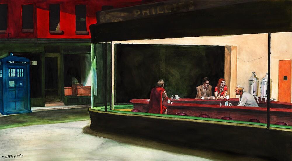 Night-Docs by Jesse Rubenfeld