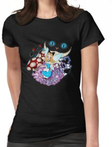 Imagination Fairy Womens Fitted T-Shirt