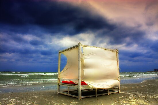 The Storm is here by Dragos Dumitrascu