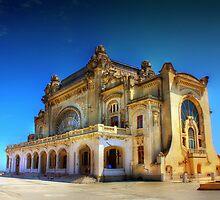 The Fallen Casino by Dragos Dumitrascu