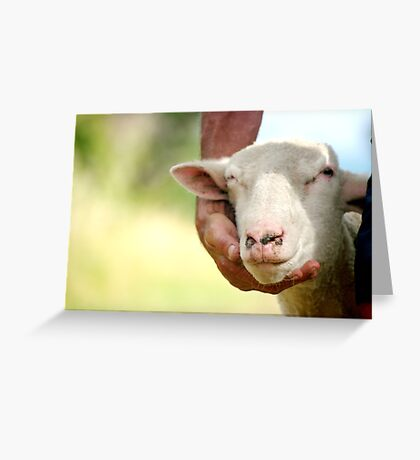 Affection Greeting Card