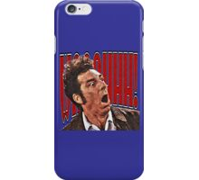 Shocked Kramer iPhone Case/Skin