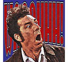 Shocked Kramer Photographic Print