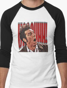 Shocked Kramer Men's Baseball ¾ T-Shirt