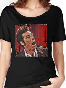 Shocked Kramer Women's Relaxed Fit T-Shirt
