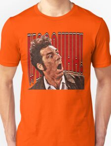 Shocked Kramer Unisex T-Shirt