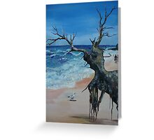 The Cove of Eternal Love Greeting Card