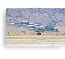 166897 EA-18G Growler Taking Off Canvas Print