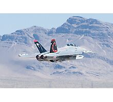 EA-18G Growler, 166894 Cruising Out Photographic Print