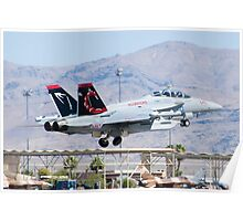 EA-18G Growler, 166894, Taking Off Poster