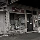 Closed for Business, the Old Corner Store by bazcelt