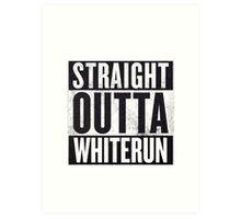 Straight Outta Whiterun  Art Print