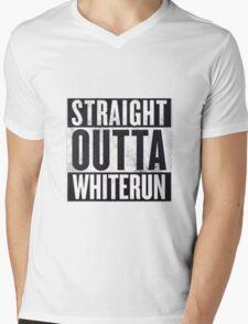 Straight Outta Whiterun  Mens V-Neck T-Shirt