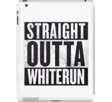 Straight Outta Whiterun  iPad Case/Skin