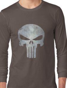 The Punisher Logo Long Sleeve T-Shirt