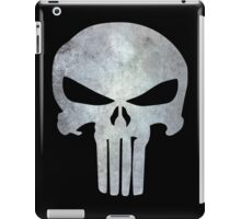 The Punisher Logo iPad Case/Skin
