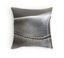 Leather II ... Throw Pillow