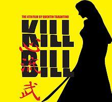 kill bill by theredcosmonaut