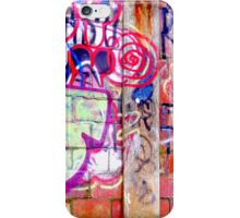 graffiti12 iPhone Case/Skin