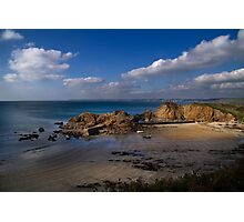 Hope Cove Photographic Print